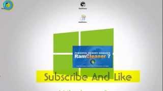 RAMCLEANER 7.1 TÉLÉCHARGER