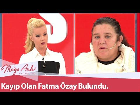 5 gündür kayıp olan Fatma Özay bulundu. - Müge Anlı İle Tatlı Sert 27 Kasım 2020