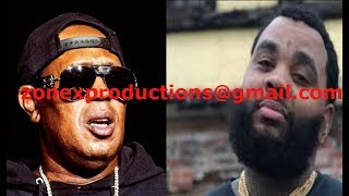 "Master P WARNS Kevin Gates dissin C-murder ""C changed his life,keep his name out ur mouth punk"""