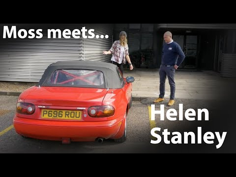 Stanley nackt helen The Ropers
