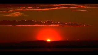 Relaxing Sunset 4K