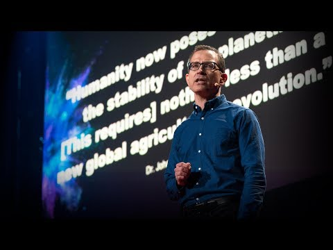 The next global agricultural revolution | Bruce Friedrich