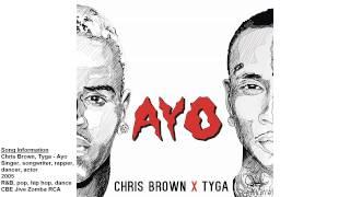 Chris Brown - Ayo ft. Tyga (Speed Up Mix)