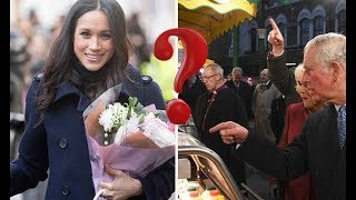 Prince Charles buy Meghan Markle Christmas gift when he visits Borough Market?