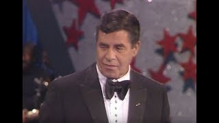 Jerry Lewis Tap Dances With Christopher And Emmanuel Lewis (1984) - MDA Telethon