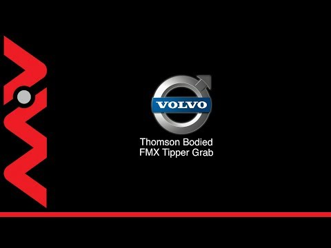 MV Commercial  - Terra Firma / Volvo FMX Tipper Grab