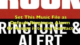 Roundball Rock Theme Ringtone and Alert