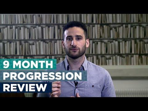 9 month progression review | Brunel University London