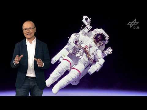 Mit Alex ins All: Der Spacewalk