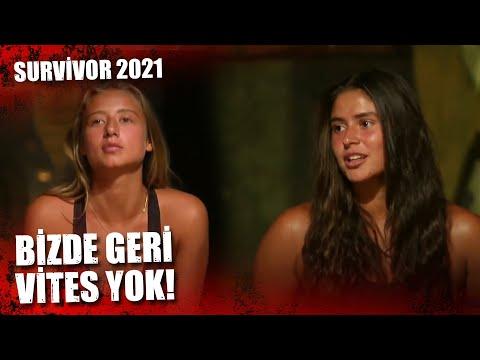 ALEYNA İLE AYŞE'NİN İDDİASI | Survivor 2021