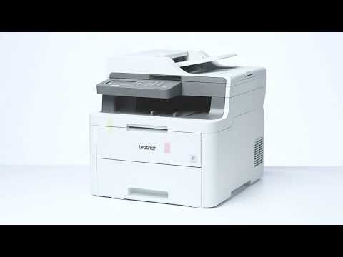 3-in-1 LED Farbdrucker Brother DCP-L3550CDW