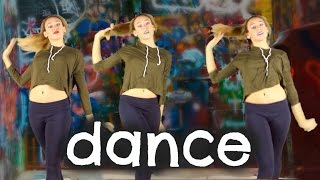 DANCING WITH MYSELVES (Pop Danthology 2014) - Maddie Ryles