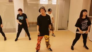 FKJ - Drops feat. Tom Bailey | Choreography by 小羊 @jimmy dance