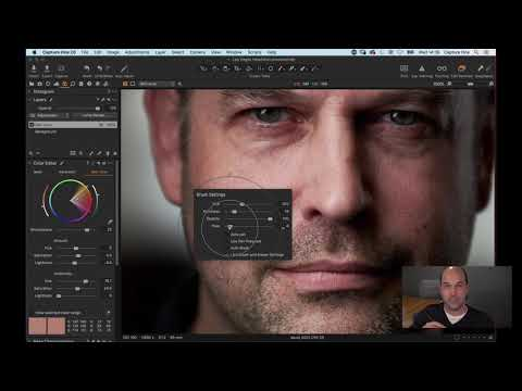 Capture One 20 | Quick Live: Focus on Skin Tone