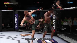 EA SPORTS UFC3 #LIVE 2 eme compte #Ninja style objectif  1k7