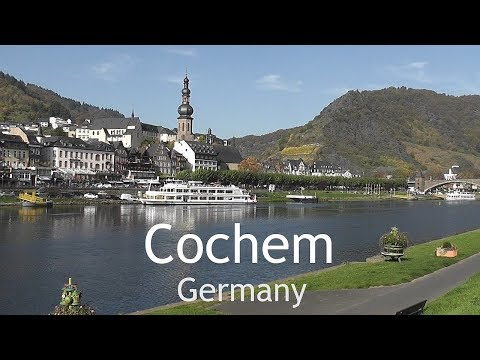 GERMANY: Cochem - town on the Moselle [HD]
