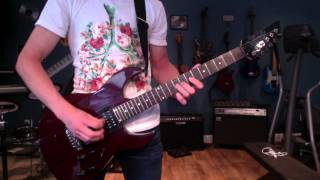 Alive Like Me- Only Forever (Guitar Cover)
