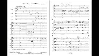 The Shell Adagio for Strings, Op. 17 by Nimrod Borenstein