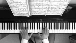 Andrea Morricone: Love Theme from Cinema Paradiso (piano)