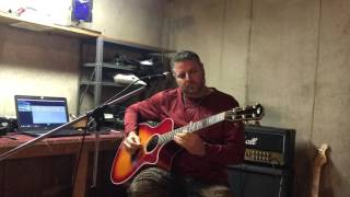 Pearl Jam porch acoustic cover