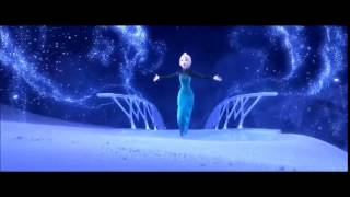 Let It Go (Idina Menzel/Gisela) (English/Castilian Spanish Version) [Version 2] (with SFX)