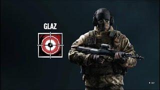 Tom Clancy's Rainbow Six® Siege- Glaz intro