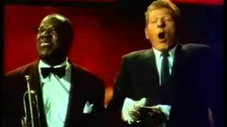 """""""Cuando los Santos Vienen Marchando"""": Louis Armstrong  - Danny Kaye"""