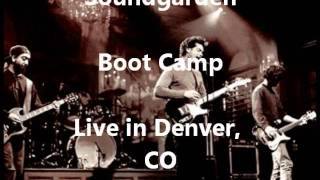 Soundgarden - Boot Camp - Denver, CO  11-7-96 - Part 12/21