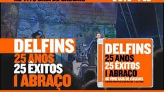 DELFINS -  CD 25 MÚSICAS, 25 ÊXITOS, 1 ABRAÇO