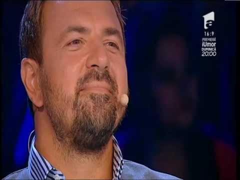 Adele - Hello. Vezi interpretarea lui Johnny Bădulescu, la X Factor!