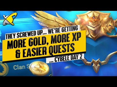 PLARIUM ADMITS THEY SCREWED UP !? | More Clan Gold & XP.. Easier Quests | RAID: Shadow Legends