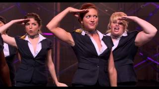 Pitch Perfect - I saw the sign , Eternal Flame & Turn Around