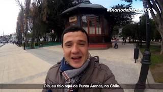 Diário de Bordo - Antártica (Episódio 1)