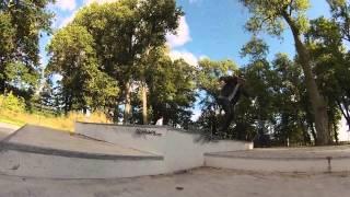 Stepnica skatepark
