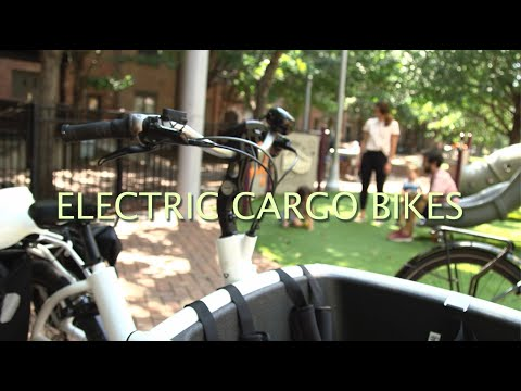 Electric Cargo Bikes ft. Urban Arrow and Riese & Müller
