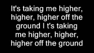Higher- Lyrics Taio Cruz ft. Kylie Minogue