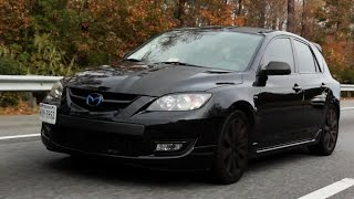 2009 MazdaSpeed3 Review! width=