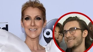EXCLUSIVE: Rene-Charles Angelil Praises Mom Celine Dion's 'Emotional' 2017 BBMA Performance