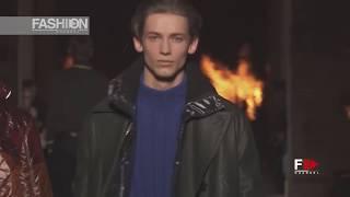 HERMES Homme Fall 2018 2019 Menswear Paris - Fashion Channel