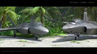 Reel - Ricardo Ribeiro - 3D Generalist