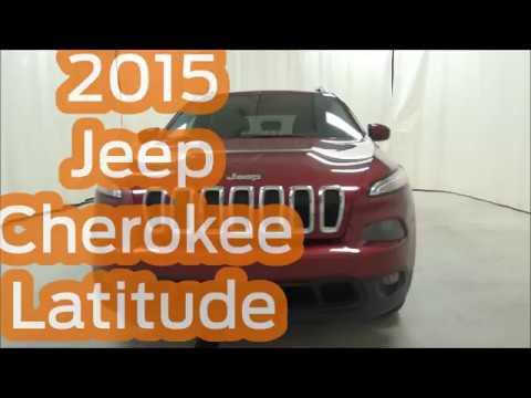 2015 Jeep Cherokee Latitude at Schmit Bros in Saukville, WI!