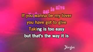 Spice Girls karaoke wannabe