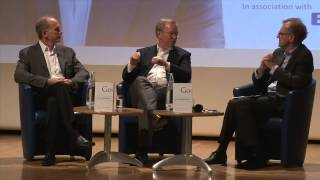 FT Weekend Interview Series 2014 - Eric Schmidt and Jonathan Rosenberg