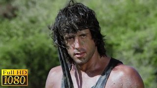 """Rambo First Blood 2 (1985) - """"Abort the Mission"""" Scene (1080p) FULL HD"""