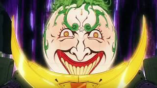 Batman Ninja - Joker Megazord