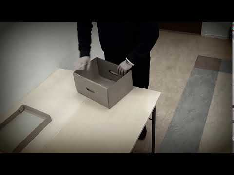 V10 Quick box - How to fold the box