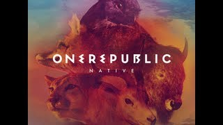 OneRepublic - Life in Color (lyrics)
