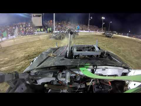 #7 WELD COMPACT DEMOLITION DERBY 2019 PUTNAM