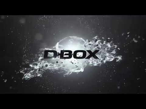The new D-BOX theatrical campaign - Sci-Fi