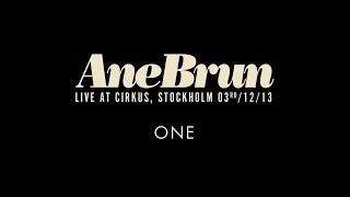 "Ane Brun ""One - Live"""
